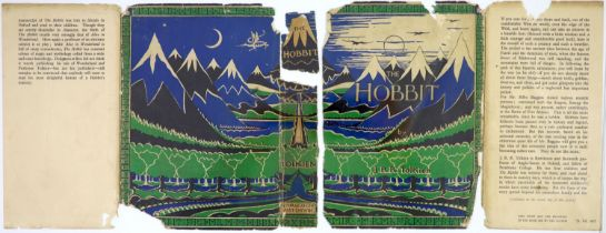 ° Tolkien, John Ronald Reuel (1892-1973) - The Hobbit or There and Back Again, 1st edition, 1st