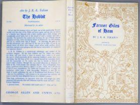 ° Tolkien, John Ronald Reuel - Farmer Giles of Ham, 1st edition, illustrated by Pauline Baynes,