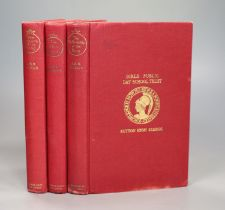 ° Tolkien, J.R.R - The Lord of the Rings, 3 vols, The Fellowship of the Ring, 5th impression,
