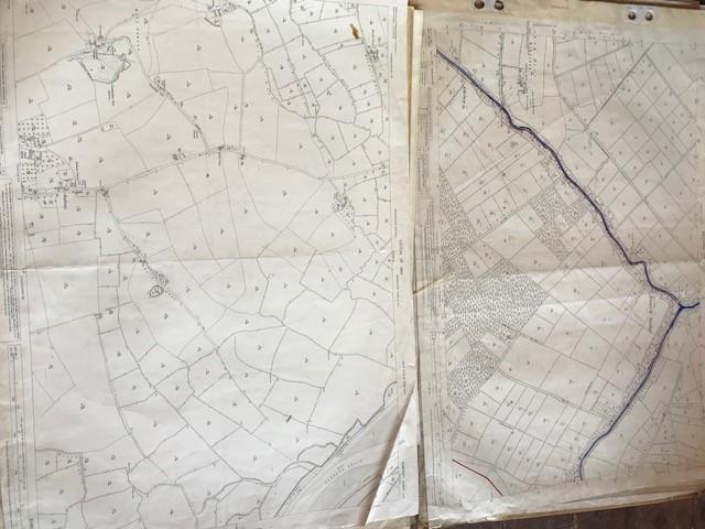 THIRTY 1:2500 ORDNANCE SURVEY MAPS featuring West Buckland, West Monkton, Dommett, Turlbear, Stoke - Image 9 of 16