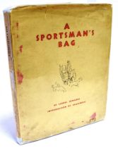 [HUNTING] LIONEL EDWARDS A Sportsman's Bag, 1937 ill. Lionel Edwards, publ. Country Life, dust
