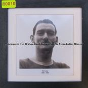 PHIL TAYLOR 1956-1959 b & w photograph from the Managers' Gallery at Liverpool Football Club's