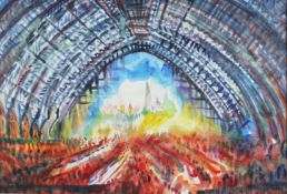 Pittaway, Neil Contemporary British AR, St Pancras Station.