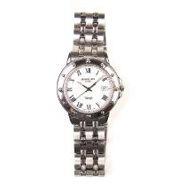 Raymond Weil Tango stainless steel quartz watch.