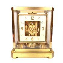 Jaeger-LeCoultre Atmos clock.