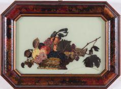 """Pittore del XIX secolo, """"Natura morta""""."""