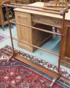 A mahogany airer Condition Report: Available upon request