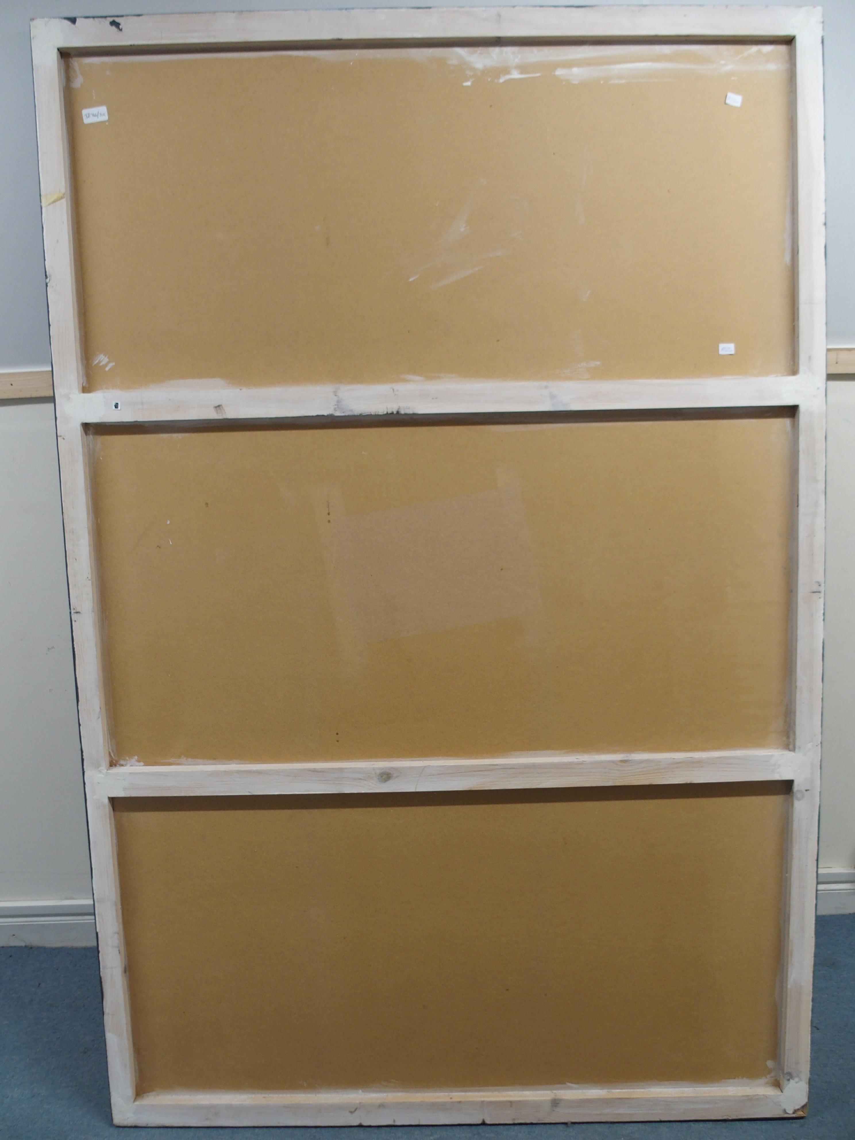 "•SEAN AMBROSE (SCOTTISH B. 1986) GENERATOR Oil on panel board, 183 x 122cm (72 x 48"") Exh. RSA 2010, - Image 3 of 3"