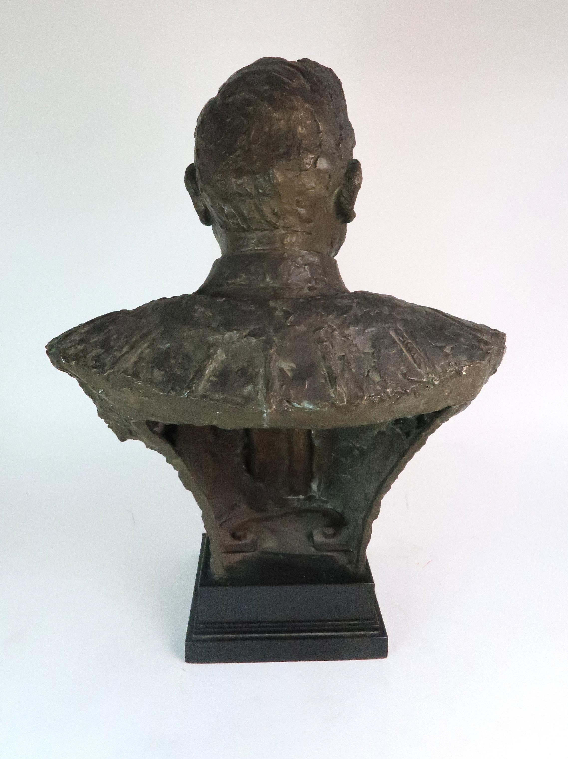 •BENNO SCHOTZ RSA (SCOTTISH 1891-1984) SIR JOHN STEWART LLD (LORD PROVOST OF GLASGOW 1935-1938) - Image 3 of 4