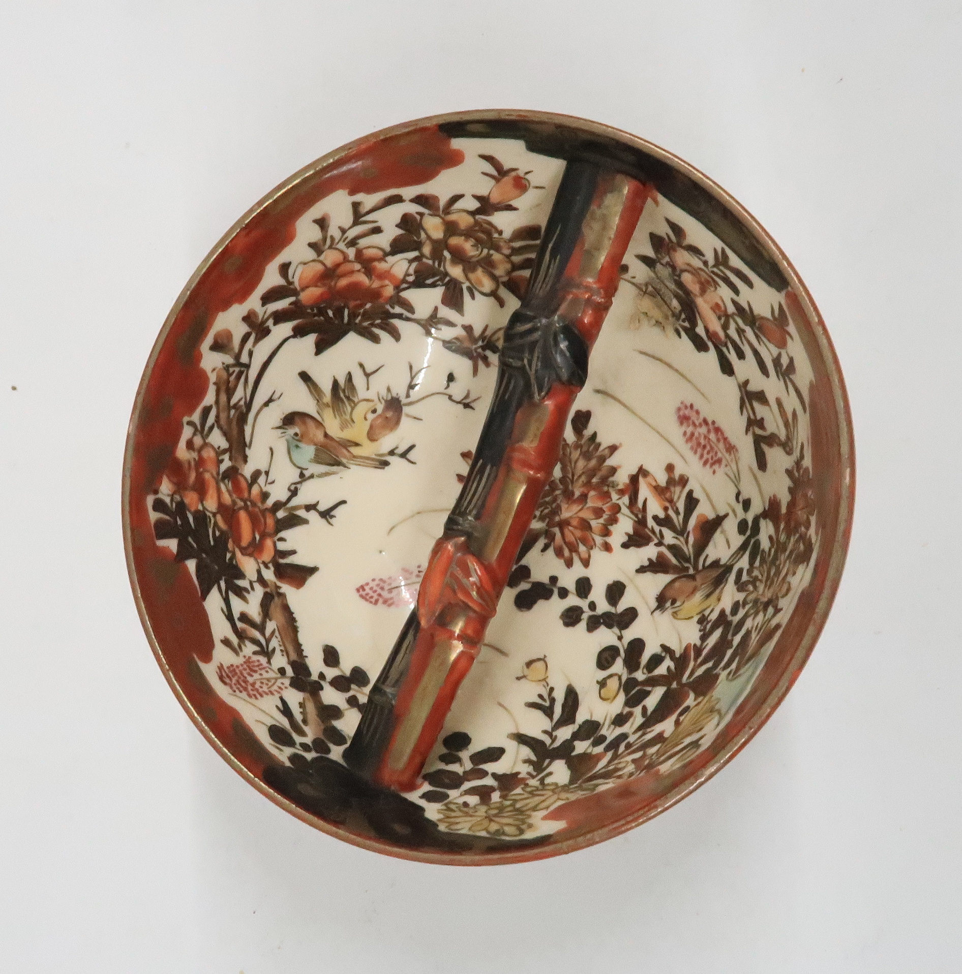 A COLLECTION OF CHINESE EXPORT TEAWARES and others including famille rose, Chien Lung, blue and - Image 9 of 22
