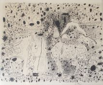 AFTER PABLO PICASSO print, 21.4.60, 53 x 68cm Condition Report: Available upon request