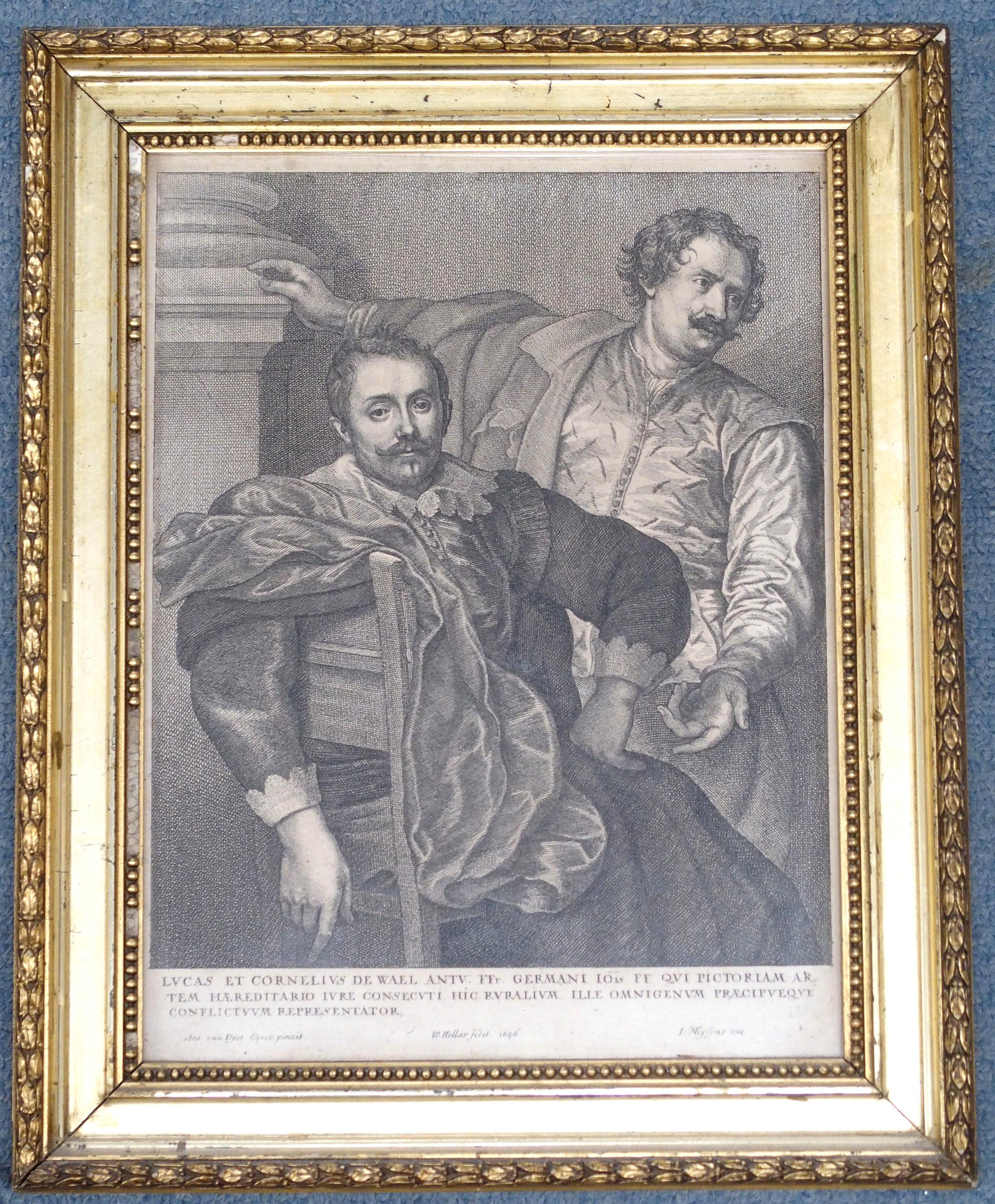 AFTER JOHN DUNCAN THE HEADLESS HORSEMAN engraving, 12 x 8cm, Admiral Viscount Duncan print, three - Image 4 of 12