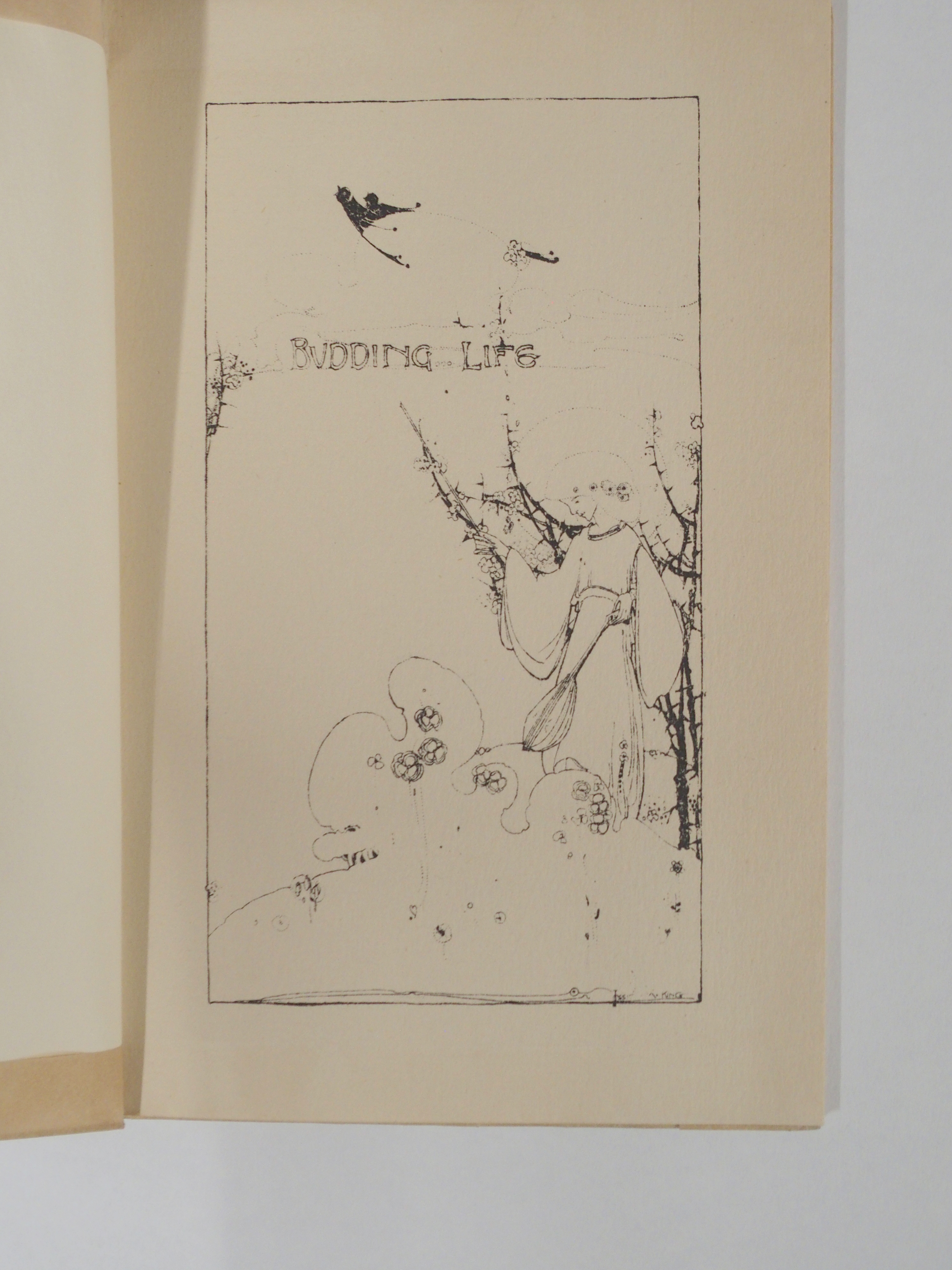 •A COLLECTION TO INCLUDE DRAWINGS, GREETINGS CARDS AND A BOOK ROBERT LEISHMAN 'Bob', inscribed, - Image 6 of 11
