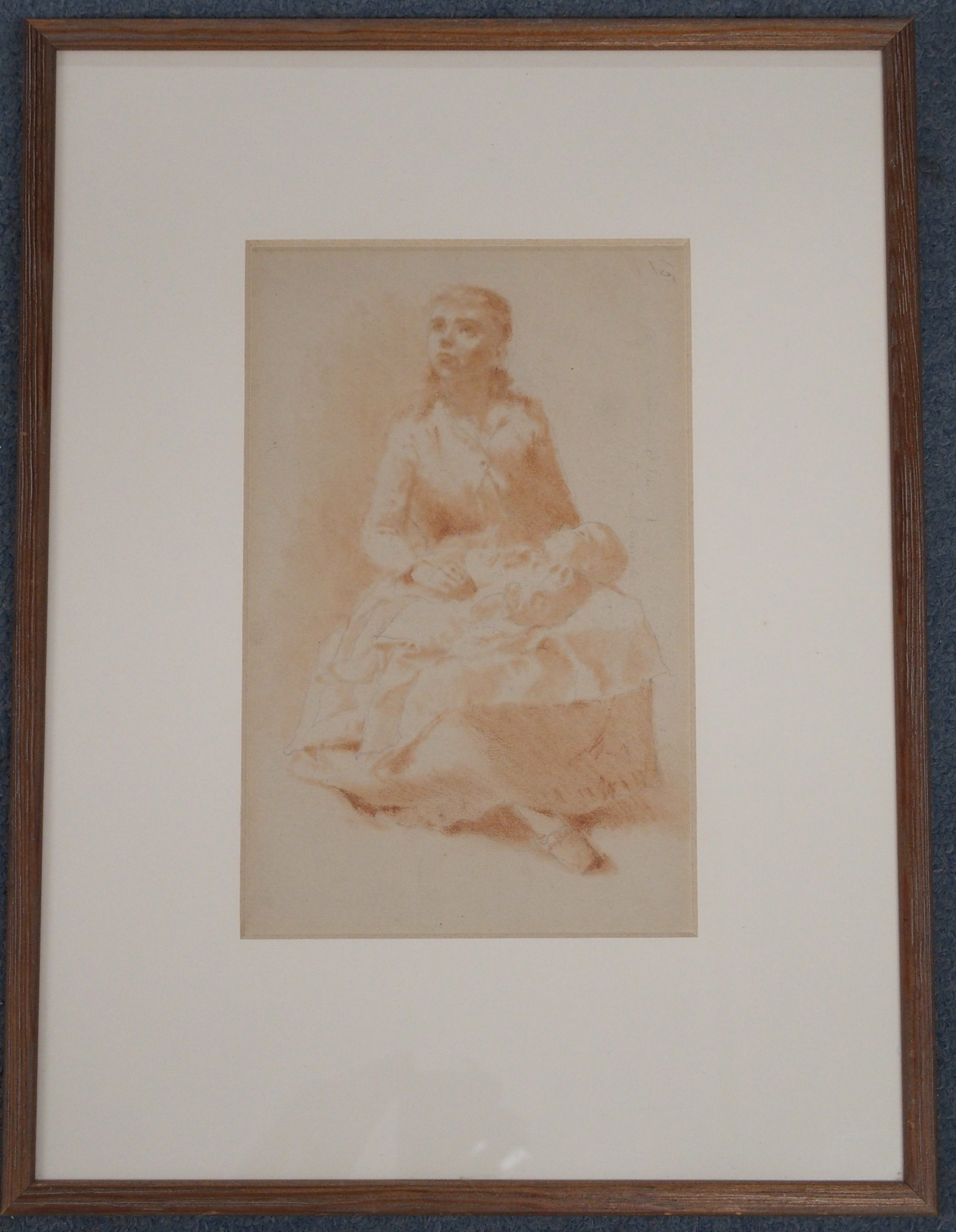•A COLLECTION TO INCLUDE DRAWINGS, GREETINGS CARDS AND A BOOK ROBERT LEISHMAN 'Bob', inscribed, - Image 11 of 11