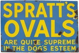 Spratts Ovals