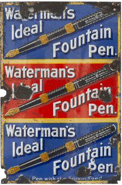 Waterman's Fountain Pen