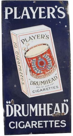 Player's Drumhead