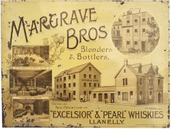 Margrave Bros Whiskies Llanelly