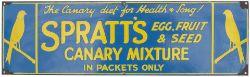 Spratt's Canary Mixture