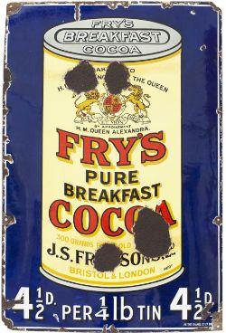 Frys Breakfast Cocoa