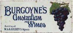 Burgoynes Australian Wines
