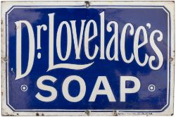 Dr Lovelace's Soap