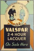 Valspar Lacquer
