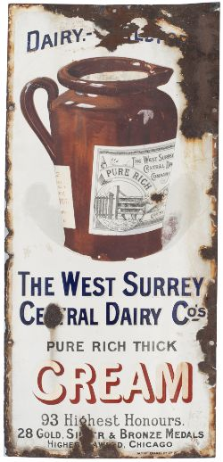 The West Surrey General Dairy