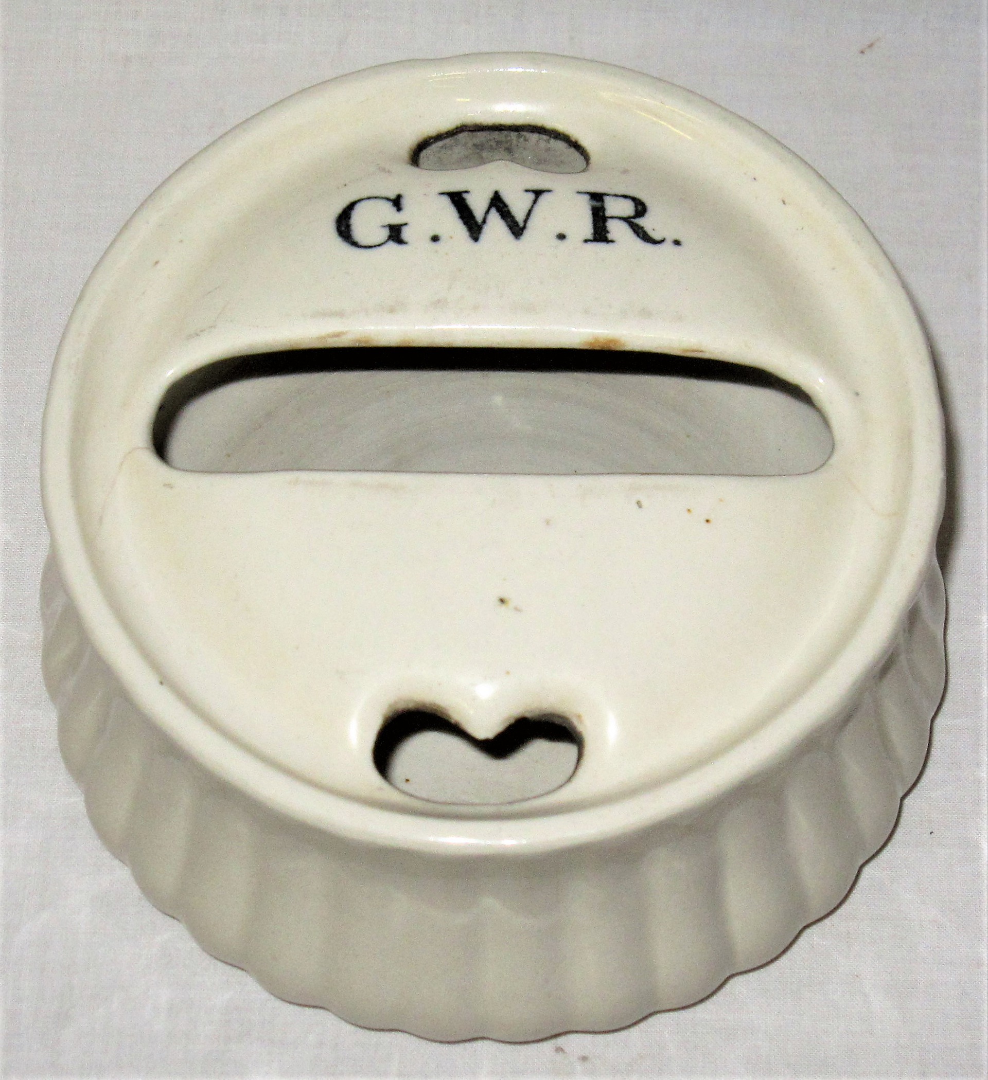 GWR China Paste Pot in good condition.