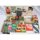 A magnificent collection of railway books to include ABCs odd GWR publications and other interesting