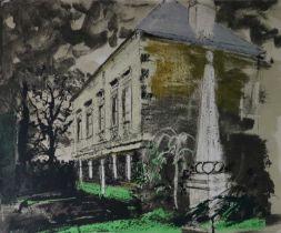 John Piper (British 1903-1992) St Helen Hall