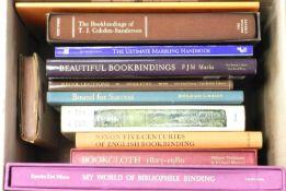 BOOKBINDING. Miura, Kerstin Tini, My World of Bibliographic Binding. Folio, Berkeley, California,