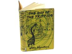 WYNDHAM, John, The Day of the Triffids, 1st edn 1951 in d/w