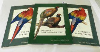 THE BIRDS OF DANIEL GIRAUD ELLIOT, Ariel Press 1979. Elephant folio, one of 1000 copies, this copy