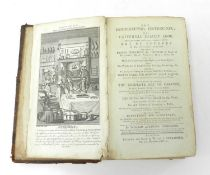 HENDERSON, William Augustus, The Housekeeper's Instructor. 1st edn c.1795. With frontis & 11 plates,