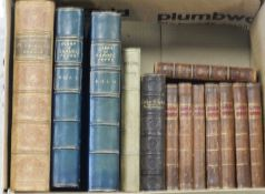 Diary of Samuel Pepys, 2 vols 1924. Half blue morocco. With other bindings (box)