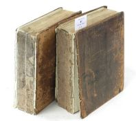 MYERS, Thomas, A New and Comprehensive System of Modern Geography. 2 vols 4to 1822. With 49 hand-