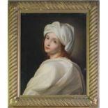 After Guido Reni (Continental School 18th-19th Century) Portrait Beatrice Cenci