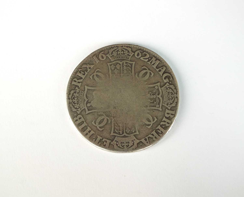 A Charles II crown - Image 2 of 2