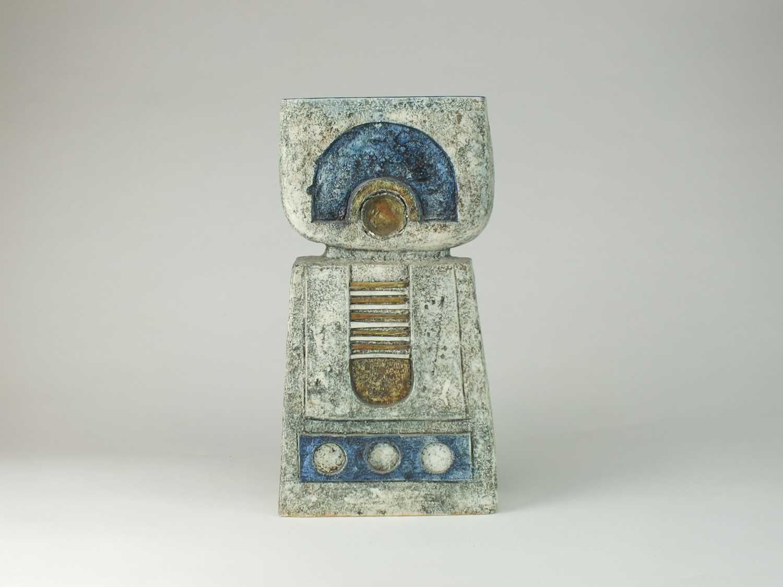 Troika vase by Anne Lewis