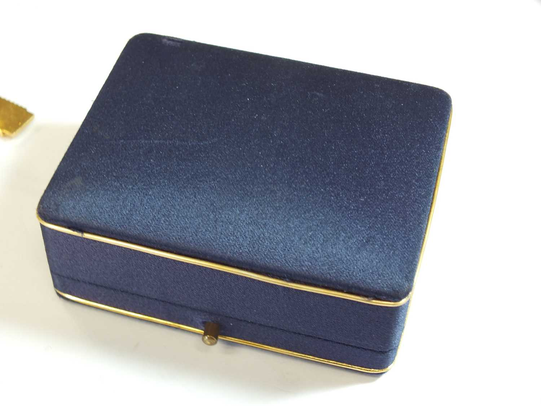 A pair of 18ct gold Georg Jensen cufflinks - Image 2 of 10