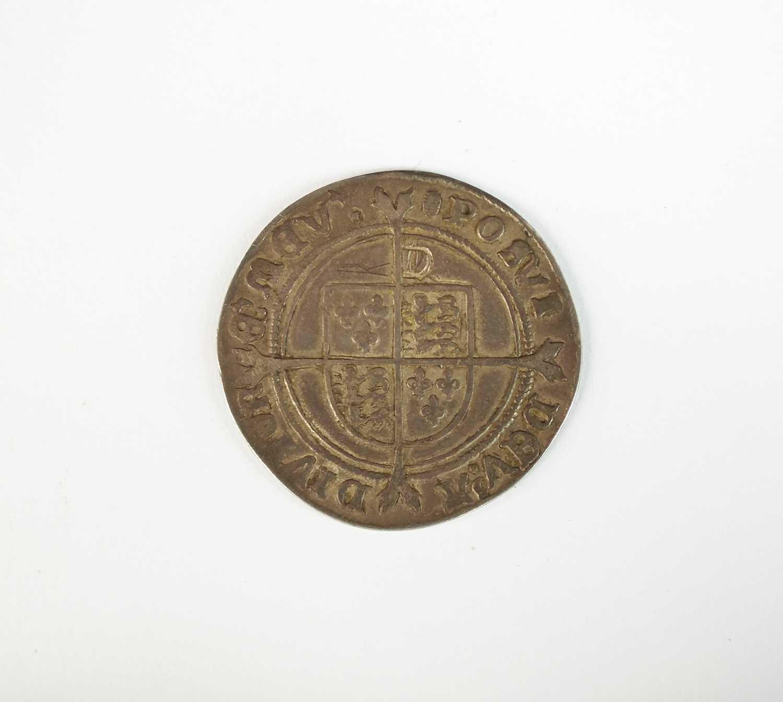 An Edward VI shilling - Image 2 of 2