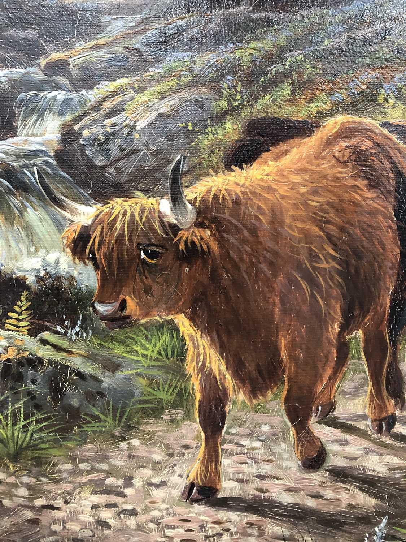 Albert Dunnington (1860-1928) The Road to Lochranza, Arran - Image 10 of 11