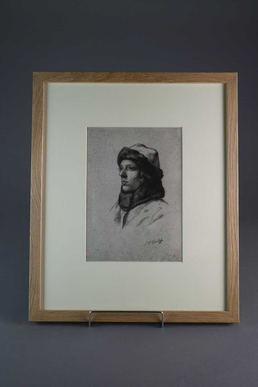 Charles Frederick Tunnicliffe OBE RA (1901-1979) Winifred - Image 3 of 4