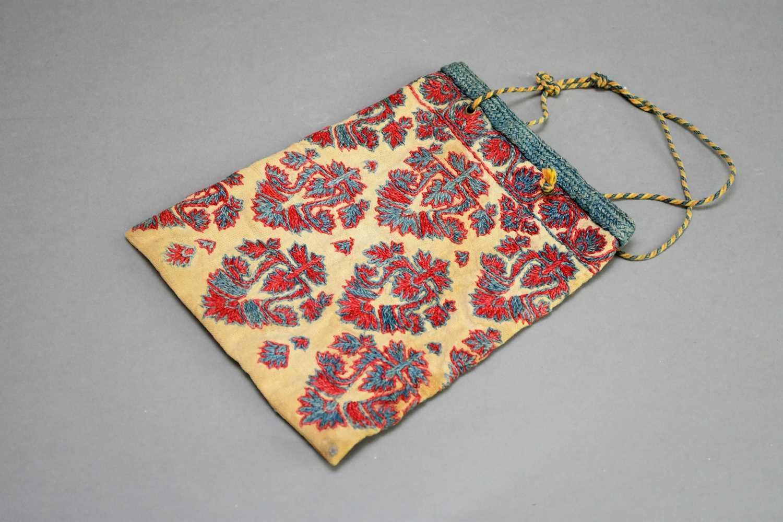 A 19th century Ottoman purse