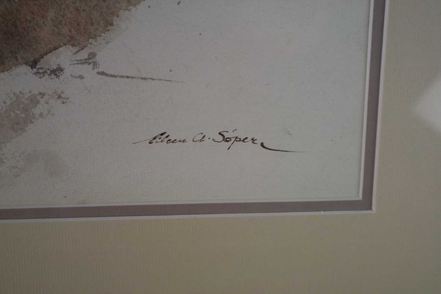 Eileen Alice Soper RMS SWLA (1905-1990) The Scent - Image 3 of 4