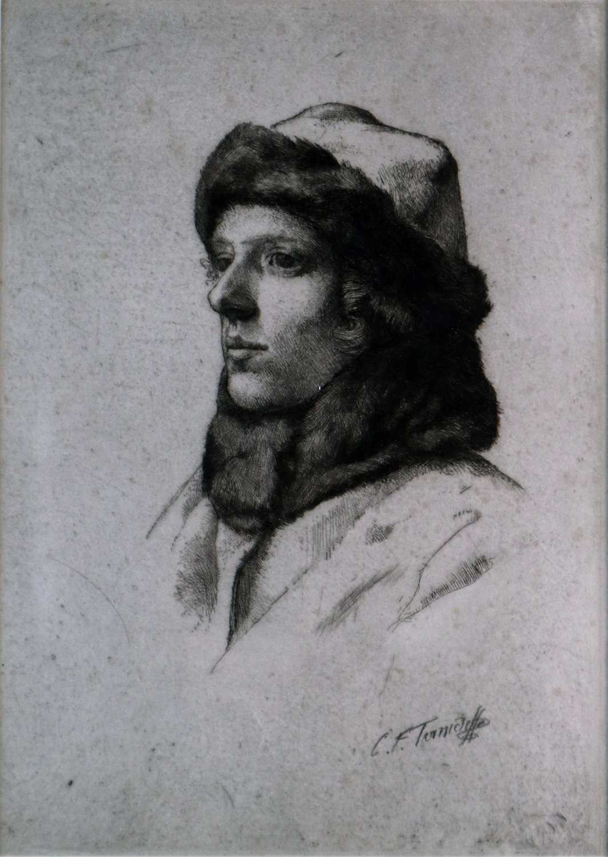 Charles Frederick Tunnicliffe OBE RA (1901-1979) Winifred