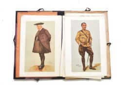 A collection of 22 Spy prints, lithographs (22)