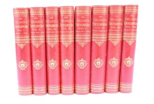 MEE, Arthur, The Children's Encyclopaedia, 8 vols