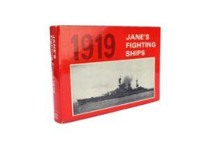 JANE'S FIGHTING SHIPS 1919 (reprint 1969)